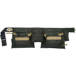 CLC CLC 12 Pocket Ballistic Nylon Work Apron  - 70852 - from Toolstation