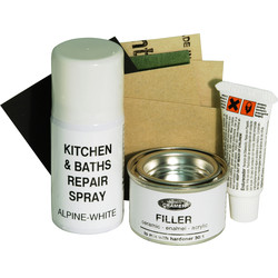 Cramer Cramer Kitchen & Bath Repair Kit  - 70918 - from Toolstation