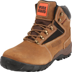 Carrick Safety Boots Size 8
