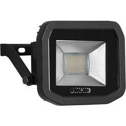 Luceco Luceco LED IP65 Slimline Guardian Floodlight 22W 1800lm - 71158 - from Toolstation