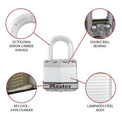 Master Lock EXCELL Laminated Steel Padlock