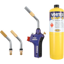 Vortex Vortex MAP Torch Pack  - 71324 - from Toolstation