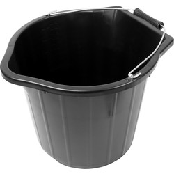 Pour & Scoop Bucket 14.5L - 71397 - from Toolstation