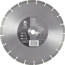 Norton Norton General Purpose Diamond Blade 300 x 20mm - 71445 - from Toolstation