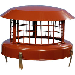 High Top Birdguard Solid Fuel