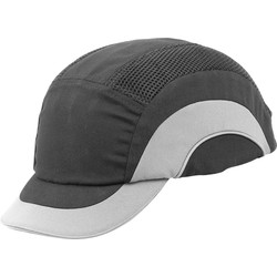 JSP A1+ Short Peak Hardcap Black/Grey