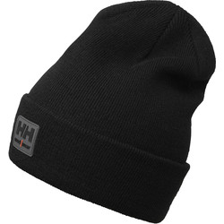 Helly Hansen Helly Hansen Kensington Beanie Hat Black - 71674 - from Toolstation