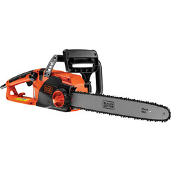 Black and Decker Black & Decker CS2245 2.2kW 45cm Electric Chainsaw 230V - 71688 - from Toolstation