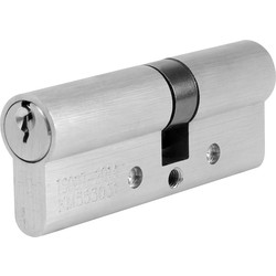 ERA ERA BS 1 Star Euro Cylinder Satin Nickel 35:45 - 71831 - from Toolstation