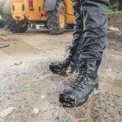 Amblers FS999 High Leg Safety Boots