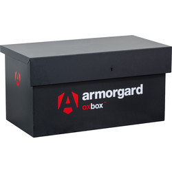 Armorgard Armorgard OxBox OX1 Van Box 915 x 490 x 450mm - 71942 - from Toolstation