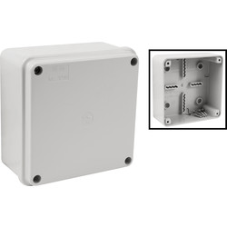 IMO Stag IMO Stag IP56 Enclosure 100 x 100 x 50mm - 71978 - from Toolstation