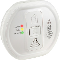 Aico Aico Ei208 Carbon Monoxide Alarm Lithium Battery - 72106 - from Toolstation