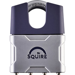 Squire Squire Vulcan Padlock 55 x 9.5 x 33mm CS - 72140 - from Toolstation