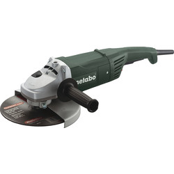 Metabo W 2000-230 2000W 230mm Angle Grinder 240V - 72162 - from Toolstation