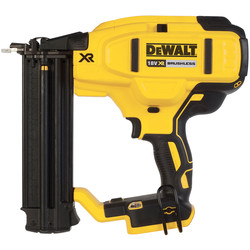 DeWalt DeWalt DCN680N-XJ 18V XR Brushless Brad Nailer Body Only - 72197 - from Toolstation