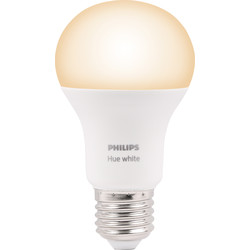 Philips Hue Philips Hue White Lamp E27/ES - 72363 - from Toolstation