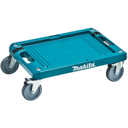 Makita Makita MakPac 4 Wheeled Base Cart  - 72374 - from Toolstation
