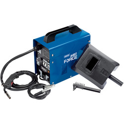 Draper Draper 100A Gas/Gasless Turbo MIG Welder 230V - 72492 - from Toolstation