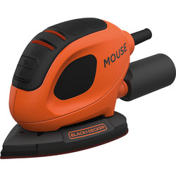Black and Decker Black & Decker 55W Mouse Detail Sander 240V - 72568 - from Toolstation