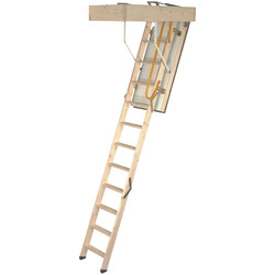 TB Davies TB Davies LuxFold Loft Ladder  - 72677 - from Toolstation
