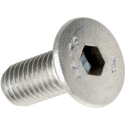 Stainless Steel Socket Countersunk Screw M5 x 16mm - 72748 - from Toolstation