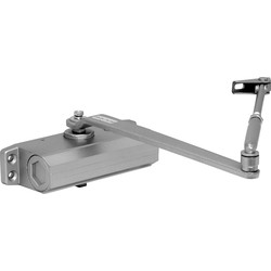 Eclipse Ironmongery Door Closer Size 3 No Cover - 72799 - from Toolstation