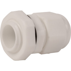 IMO Stag IMO Stag IP68 Cable Gland 16mm White - 72817 - from Toolstation