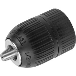 "Toolpak Keyless Chuck 1/2"" x 20 - 73011 - from Toolstation"