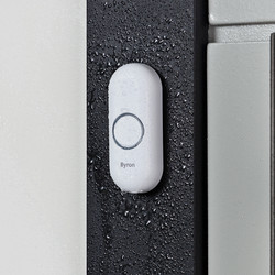 Byron Wireless Bell Push Button