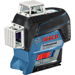Bosch Bosch Professional GLL380CG 12V Multi Line Laser Green - 73078 - from Toolstation