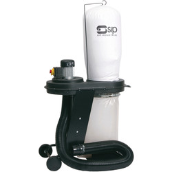 SIP SIP 750W Twin Bag Dust Collector 230V - 73175 - from Toolstation