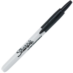 Sharpie Retractable Permanent Marker