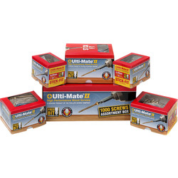 Ulti-Mate II Ulti-Mate Stick-Fit Trade Pack  - 73300 - from Toolstation