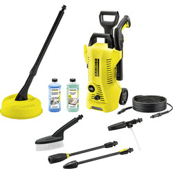 Karcher Karcher K2 Premium Full Control Car & Home Pressure Washer 110 bar - 73320 - from Toolstation
