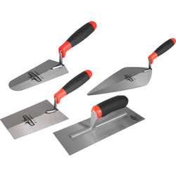 Minotaur Minotaur Soft Grip Trowel Set  - 73351 - from Toolstation