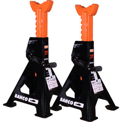 Bahco Bahco Jack Stands 3T - 73438 - from Toolstation