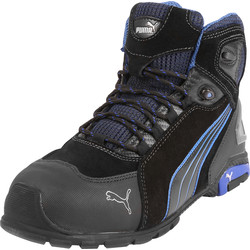 Puma Puma Rio Mid Safety Boots Size 6 - 73477 - from Toolstation