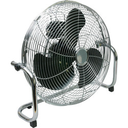 "18"" High Velocity Floor Fan 3 Speed"