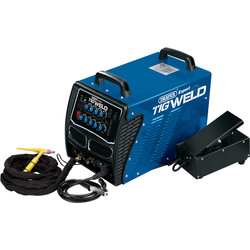 Draper Expert Draper 160A TIG HF Welder 230V - 73564 - from Toolstation