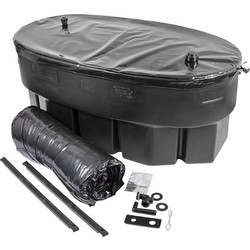Polytank Polytank Cold Water Storage Tank 50 Gallon - 73694 - from Toolstation