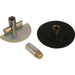 Minotaur Minotaur Drop Scraper & Rubber Plunger Set 3 Piece - 73705 - from Toolstation