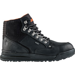 Scruffs Scruffs Grind Gore-Tex Boot Black Size 12 (47) - 73959 - from Toolstation
