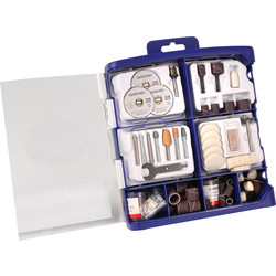 Dremel Dremel Accessory Set 150 Pc - 74004 - from Toolstation