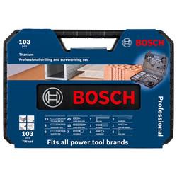 Bosch Mixed Professional Drill and Screwdriver Bit Set