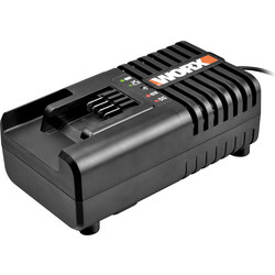 Worx Worx WA3860 Powershare 14.4 - 20V Li-Ion 1 Hour Charger 240V - 74041 - from Toolstation