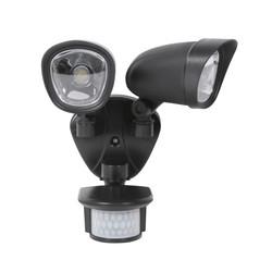 LED Twinspot PIR Floodlight IP44