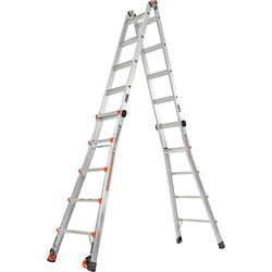 Little Giant Little Giant Classic Velocity Multi-Purpose Ladder 5 Rung - 74090 - from Toolstation