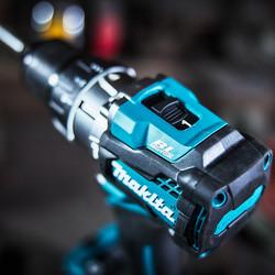 Makita XGT 40V Max Brushless Combi Drill