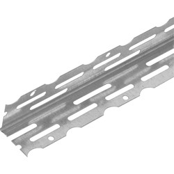Galvanised Thincoat Angle Bead  - 74233 - from Toolstation